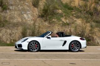 Fotos Porsche Boxster GTS Foto 8