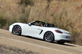 Fotos Porsche Boxster GTS Foto 7