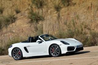 Fotos Porsche Boxster GTS Foto 11
