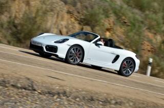 Fotos Porsche Boxster GTS Foto 6