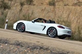Fotos Porsche Boxster GTS Foto 9