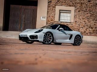 Foto 1 - Fotos Porsche Boxster GTS