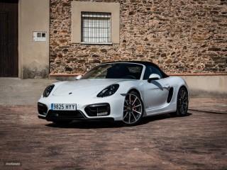 Fotos Porsche Boxster GTS Foto 4