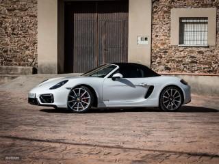 Fotos Porsche Boxster GTS Foto 13