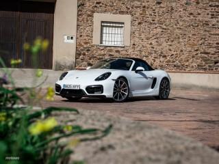 Fotos Porsche Boxster GTS Foto 14