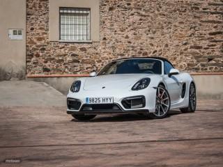 Fotos Porsche Boxster GTS Foto 15