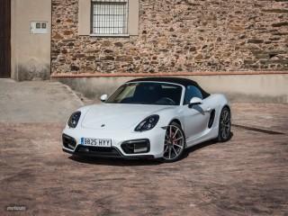 Fotos Porsche Boxster GTS Foto 16