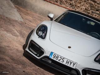 Foto 2 - Fotos Porsche Boxster GTS
