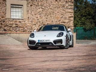 Fotos Porsche Boxster GTS Foto 18
