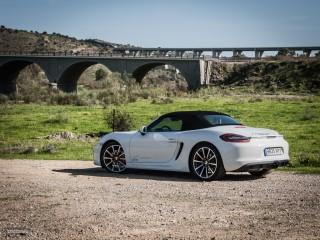 Fotos Porsche Boxster GTS Foto 21