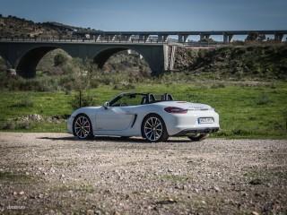 Fotos Porsche Boxster GTS Foto 33
