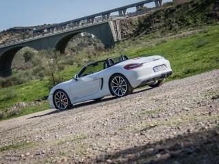 Fotos Porsche Boxster GTS Foto 34