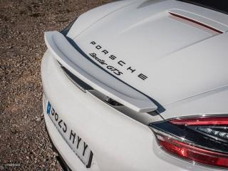 Fotos Porsche Boxster GTS Foto 37