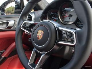 Fotos Porsche Cayenne Turbo y S 2015 Foto 48