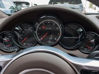 Fotos Porsche Cayenne Turbo y S 2015 Foto 53