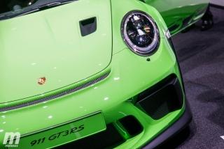 Fotos Porsche en el Salón de Ginebra 2018 - Foto 2