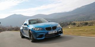 Fotos del BMW M2 en su presentación Foto 14