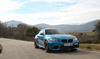 Fotos del BMW M2 en su presentación Foto 15