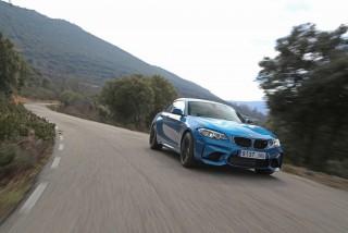 Fotos del BMW M2 en su presentación Foto 17