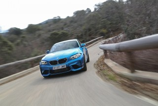 Fotos del BMW M2 en su presentación Foto 18