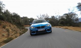 Fotos del BMW M2 en su presentación Foto 19