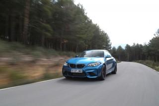 Fotos del BMW M2 en su presentación Foto 20
