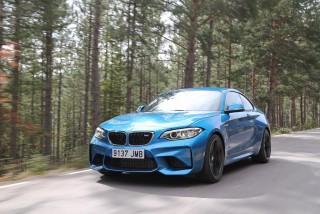 Fotos del BMW M2 en su presentación Foto 21