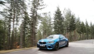 Fotos del BMW M2 en su presentación Foto 22