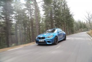 Fotos del BMW M2 en su presentación Foto 23