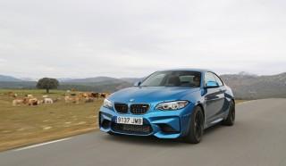 Fotos del BMW M2 en su presentación Foto 24