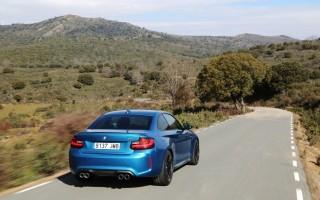 Fotos del BMW M2 en su presentación Foto 25