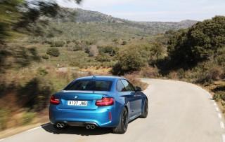 Fotos del BMW M2 en su presentación Foto 26
