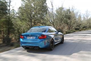 Fotos del BMW M2 en su presentación Foto 27