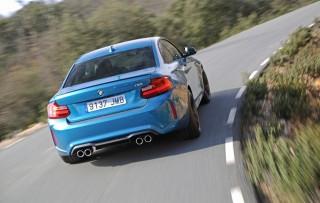 Fotos del BMW M2 en su presentación Foto 28