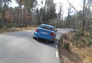 Fotos del BMW M2 en su presentación Foto 29