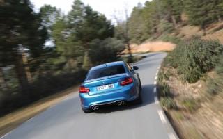 Fotos del BMW M2 en su presentación Foto 30
