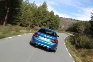 Fotos del BMW M2 en su presentación Foto 31
