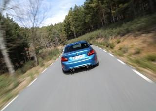 Fotos del BMW M2 en su presentación Foto 32