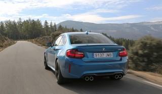 Fotos del BMW M2 en su presentación Foto 33