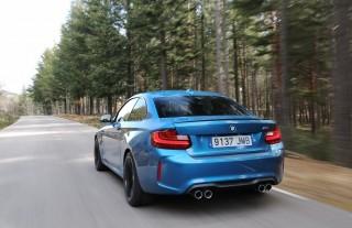 Fotos del BMW M2 en su presentación Foto 34