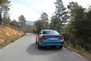Fotos del BMW M2 en su presentación Foto 35