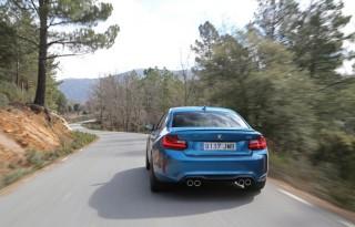 Fotos del BMW M2 en su presentación Foto 36