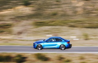 Fotos del BMW M2 en su presentación Foto 40