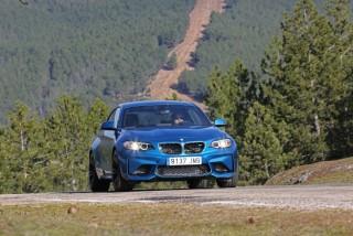Fotos del BMW M2 en su presentación Foto 43