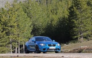 Fotos del BMW M2 en su presentación Foto 44