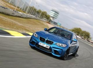 Fotos del BMW M2 en su presentación Foto 47