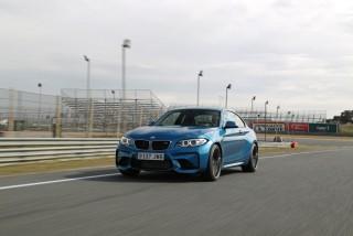 Fotos del BMW M2 en su presentación Foto 48