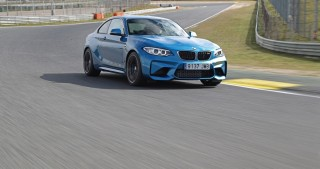 Fotos del BMW M2 en su presentación Foto 49