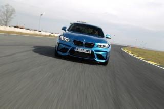 Fotos del BMW M2 en su presentación Foto 50