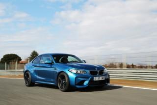 Fotos del BMW M2 en su presentación Foto 52
